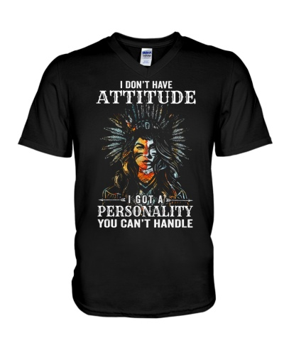Limited Edition - I Don't Have Attitude