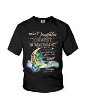 Butterfly - To My Daughter Youth T-Shirt thumbnail