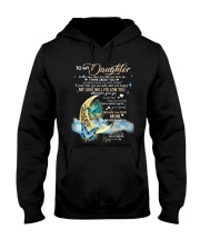 Butterfly - To My Daughter Hooded Sweatshirt thumbnail
