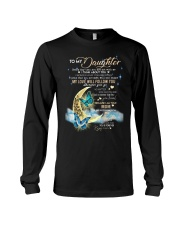 Butterfly - To My Daughter Long Sleeve Tee thumbnail