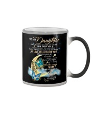 Butterfly - To My Daughter Color Changing Mug thumbnail