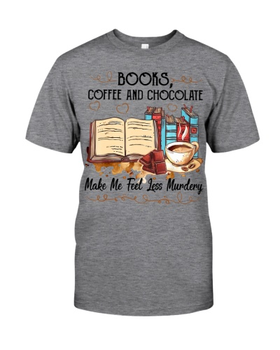 Limited Edition - Books Coffee And Chocolate