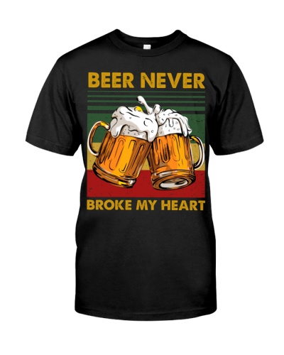 Limited Edition - Beer Never Broke My Heart