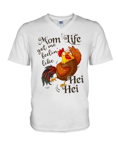 Mom Life Got Me Feelin' Like Hei Hei
