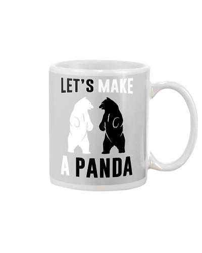 Limited Edition - Lets Make A Panda