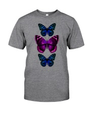 Butterfly - Only One Day Classic T-Shirt thumbnail