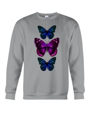 Butterfly - Only One Day Crewneck Sweatshirt thumbnail