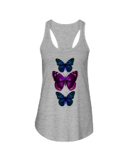 Butterfly - Only One Day Ladies Flowy Tank thumbnail