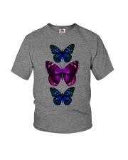 Butterfly - Only One Day Youth T-Shirt thumbnail