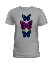 Butterfly - Only One Day Ladies T-Shirt thumbnail