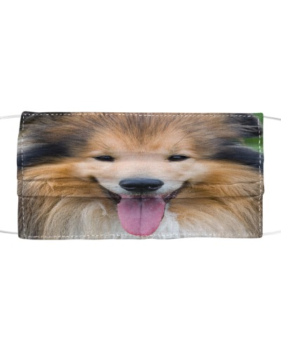 Limited Edition - Big Face Rough Collie