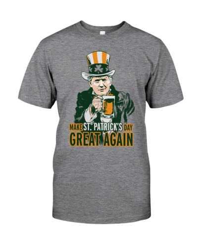 Limited Edition - Make StPatrick's Day Great Again