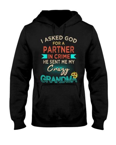 I Asked God For A Partner In Crime