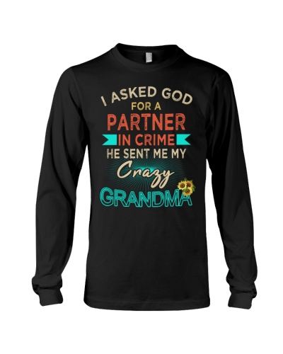 I Asked God For A Partner In Crime