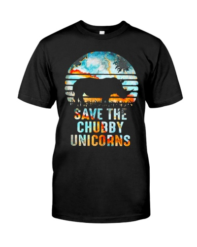 Limited Edition - Save The Chubby Unicorns