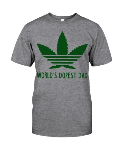 Limited Edition - World's Dopest Dad