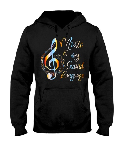 Limited Edition - Music Is My Second Language