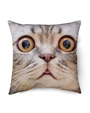 "Big Face Cat Indoor Pillow - 16"" x 16"" thumbnail"