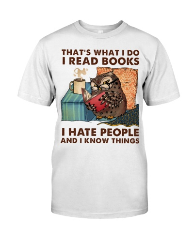 Limited Edition - That's What I Do - I Read Books