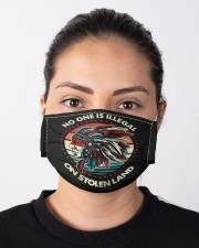 Native America Facemask Cloth face mask aos-face-mask-lifestyle-01