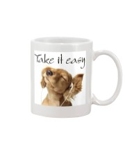Big Face Dogs Mug thumbnail