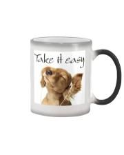 Big Face Dogs Color Changing Mug thumbnail