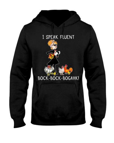 I Speak Fluent Bock-Bock-Bogahk