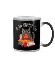I'm An Indoor Cat Color Changing Mug thumbnail