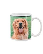 Big Face Golden Retriever Mug thumbnail