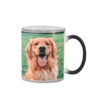 Big Face Golden Retriever Color Changing Mug thumbnail
