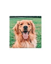Big Face Golden Retriever Square Magnet thumbnail