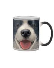Big Face Border Collie Color Changing Mug thumbnail