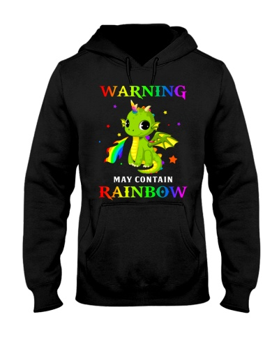 Limited Edition - Warning May Contain Rainbow