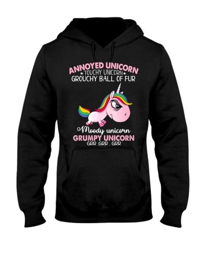 Dont Follow Me - Moody Unicorn