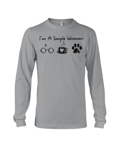 Limited Edition - I Am A Simple Woman
