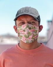 Flamingo Cloth Face Mask - 3 Pack aos-face-mask-lifestyle-06