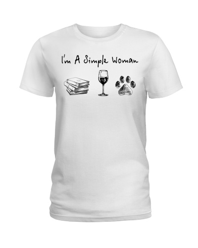 Limited Edition - I'm A Simple Woman