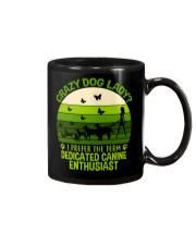 Limited Edition - Crazy Dog Lady Mug thumbnail
