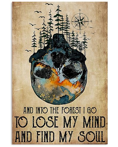 Limited Edition - And Into The Forest I Go