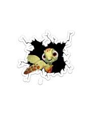 Turtle Sticker - Single (Horizontal) front
