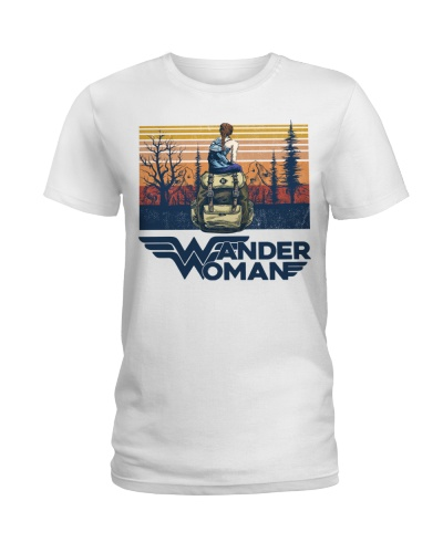 Limited Edition - Wander Woman