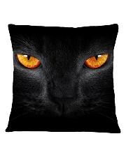 Big Face Cat Square Pillowcase thumbnail
