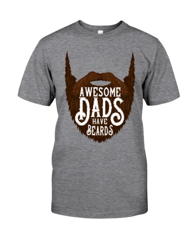 Limited Edition - Awesome Dads Have Beards