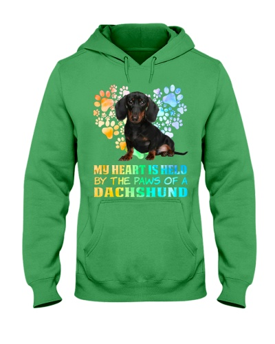 My Heart Is Held By The Paws Of A Dachshund