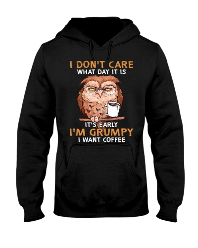 Limited Edition - I Want Coffee
