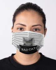 Bad Cat Cloth Face Mask - 3 Pack aos-face-mask-lifestyle-01