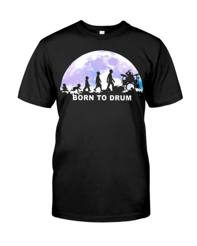 Limited Edition - Born To Drum