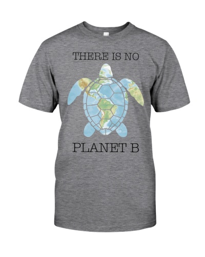 Limited Edition - Turtle There Is No Planet B