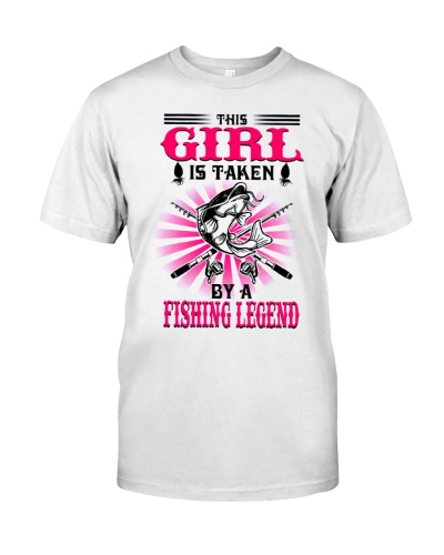 This Girl Is Taken By A Fishing Legend