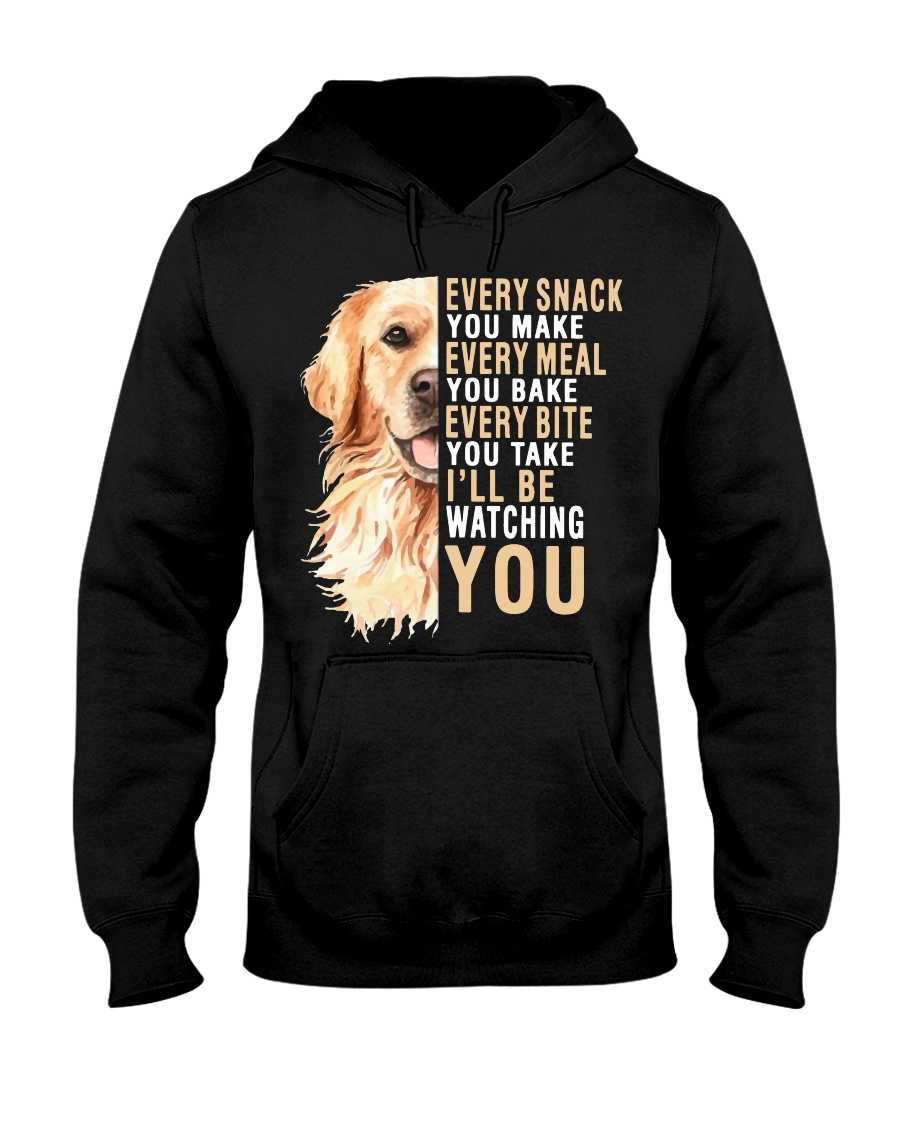 Limited Edition - I'll Be Watching You Hooded Sweatshirt